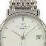 【時計の名作を知る】時計好きが選ぶ時計! IWCの筆記体ロゴ「ポートフィノ」