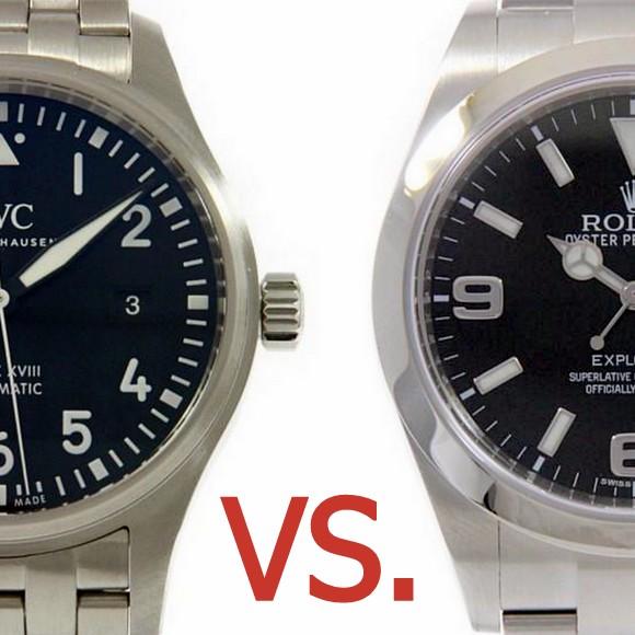 newest collection fb157 c0a52 高級時計の人気モデルを比較】「ロレックス エクスプローラーⅠ ...