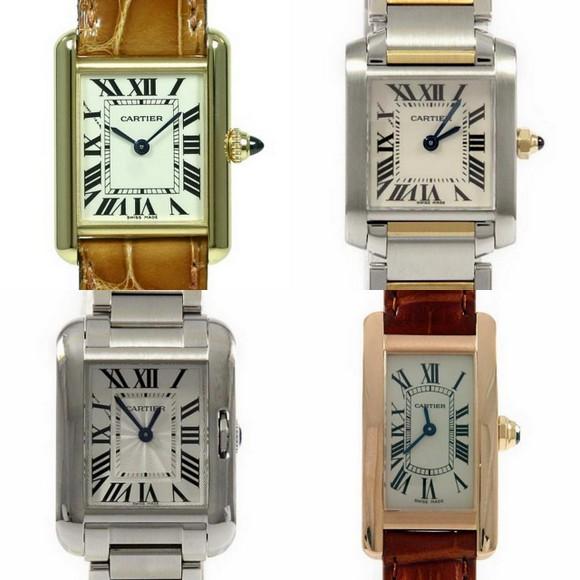 best authentic 7acec 07534 腕時計でセンスを見せるなら、カルティエの「タンクソロ ...