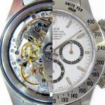 【高級時計の基本】「機械式時計」とはどんなもの? ~クォーツ式時計との違い~