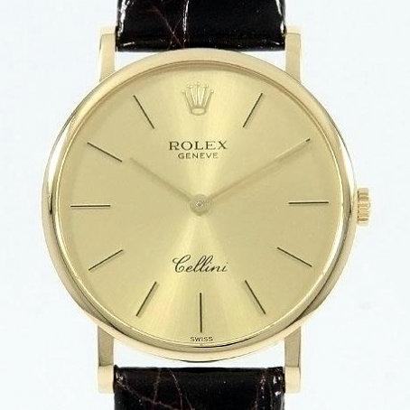 competitive price ad50f d8f79 ロレックスの「チェリーニ」とはどんな時計? ~ロレックス ...
