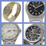 現在、注目される人気デザイン「ジェンタ系」とは? ~ロイヤルオークに影響を受ける時計~