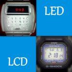 """【時計の歴史を知る】G-SHOCKより前の「デジタル腕時計」はどのようなものだったのか? ~LCDより前の""""LED腕時計""""~"""