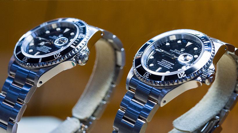時計を買うならココチェック!価格差に注目し、お気軽にスタッフへご相談を